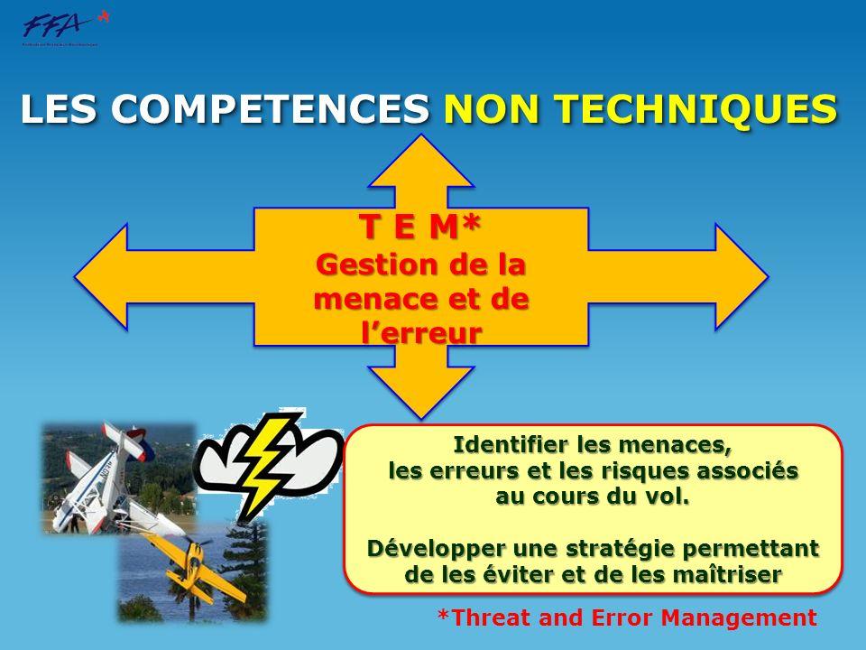 LES COMPETENCES NON TECHNIQUES
