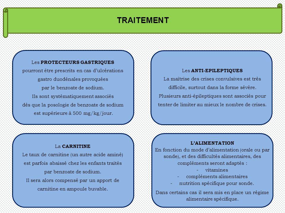 TRAITEMENT Les PROTECTEURS GASTRIQUES