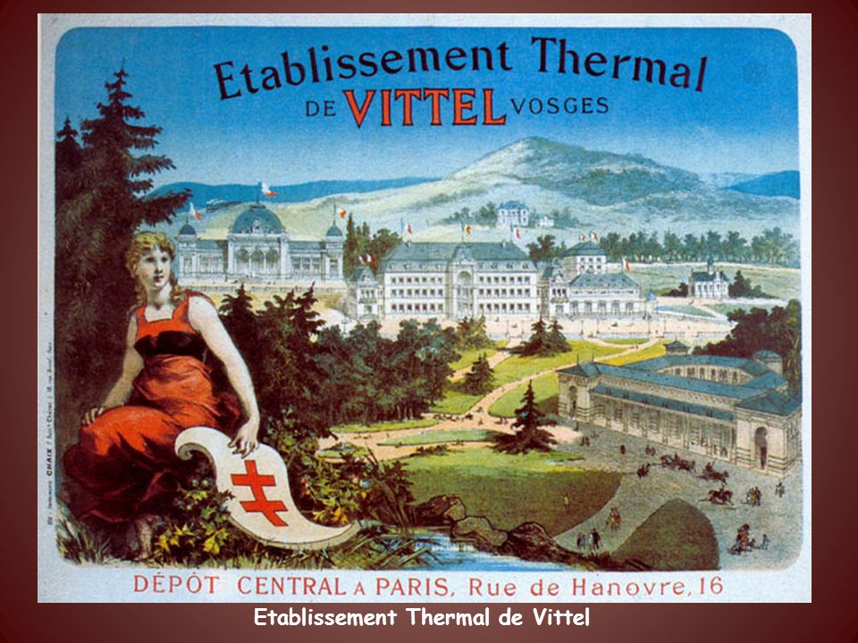 Etablissement Thermal de Vittel