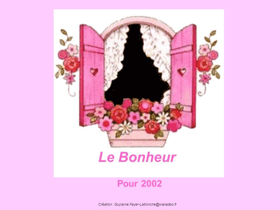 Création : Guylaine.Fayer-Latronche@wanadoo.fr