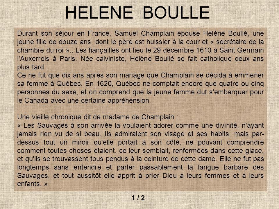 HELENE BOULLE