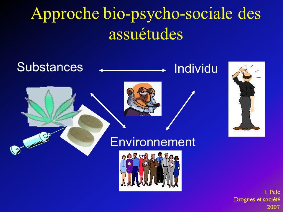 Approche bio-psycho-sociale des assuétudes