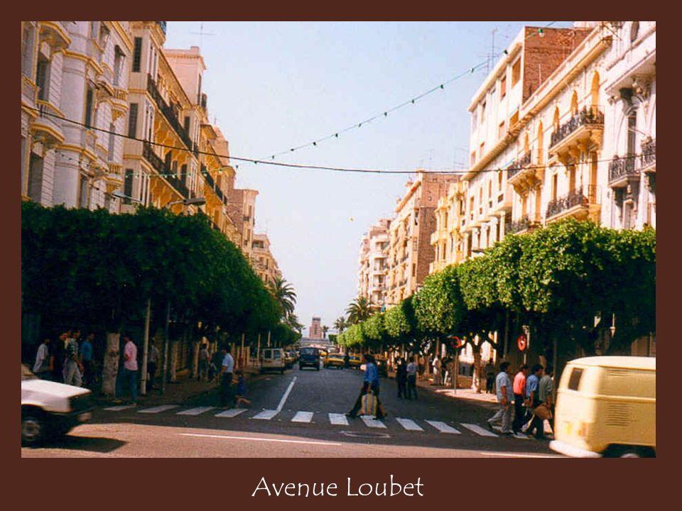 Avenue Loubet