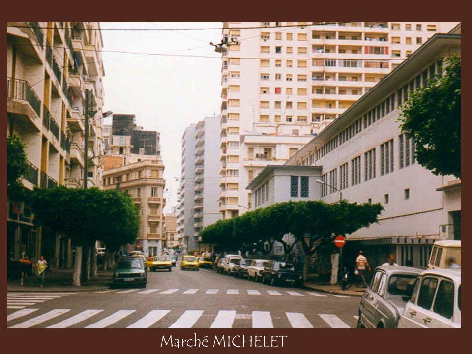 Marché MICHELET