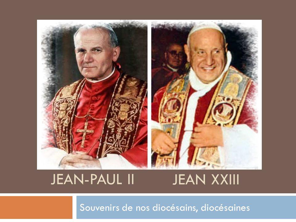 Souvenirs de nos diocésains, diocésaines