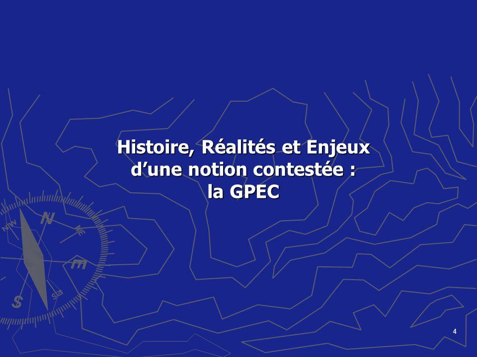 Histoire, Réalités et Enjeux d'une notion contestée :