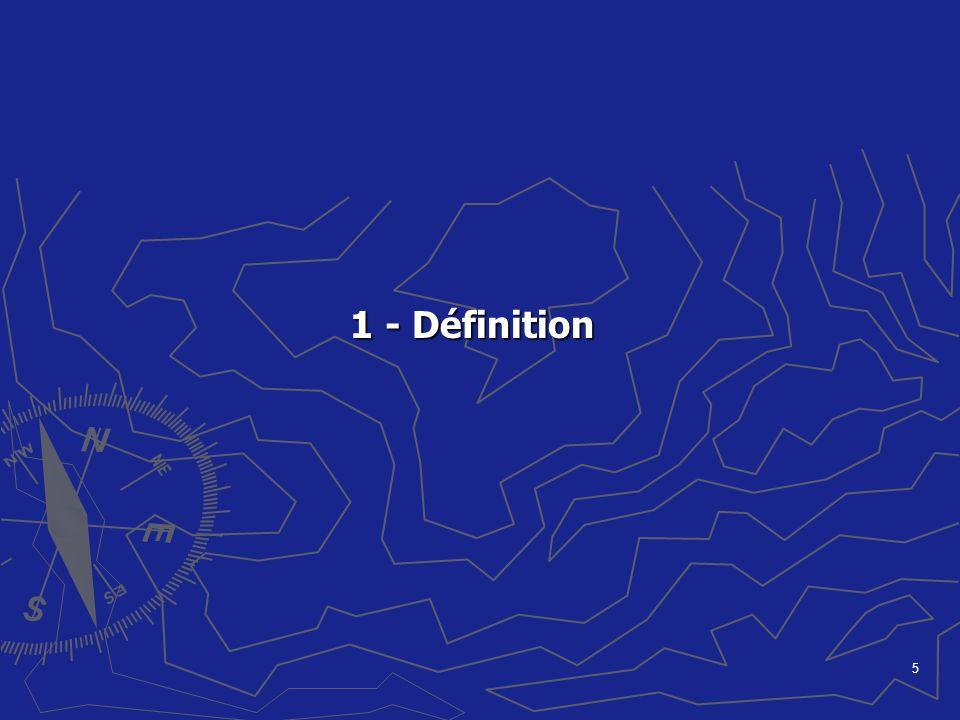 1 - Définition