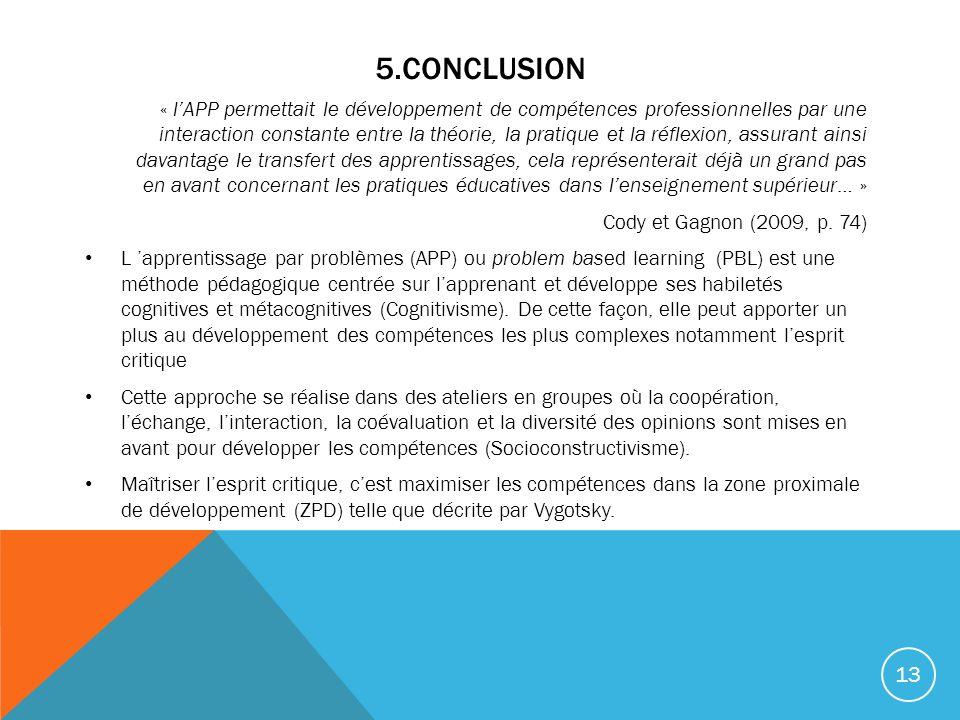 5.Conclusion