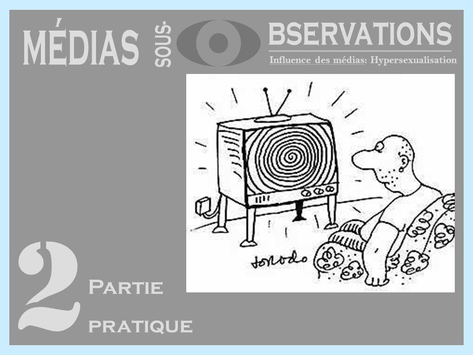2 médias SOUS- bservations Partie pratique