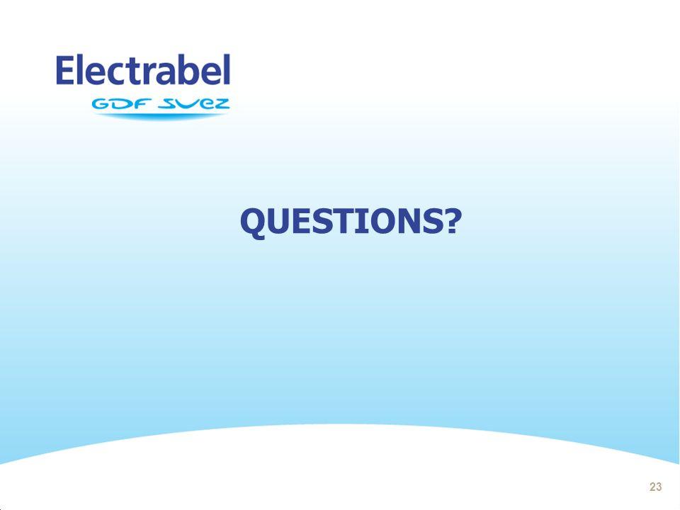 Questions Deadline (externe factoren) / Beloften / Scope (heel veel interessante verbanden, maar ergens eindpunt hierin)
