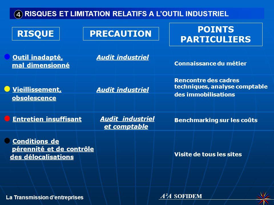 Audit industriel et comptable