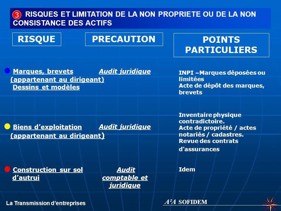 Audit comptable et juridique