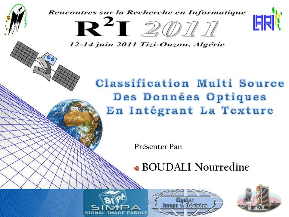 Classification Multi Source En Intégrant La Texture