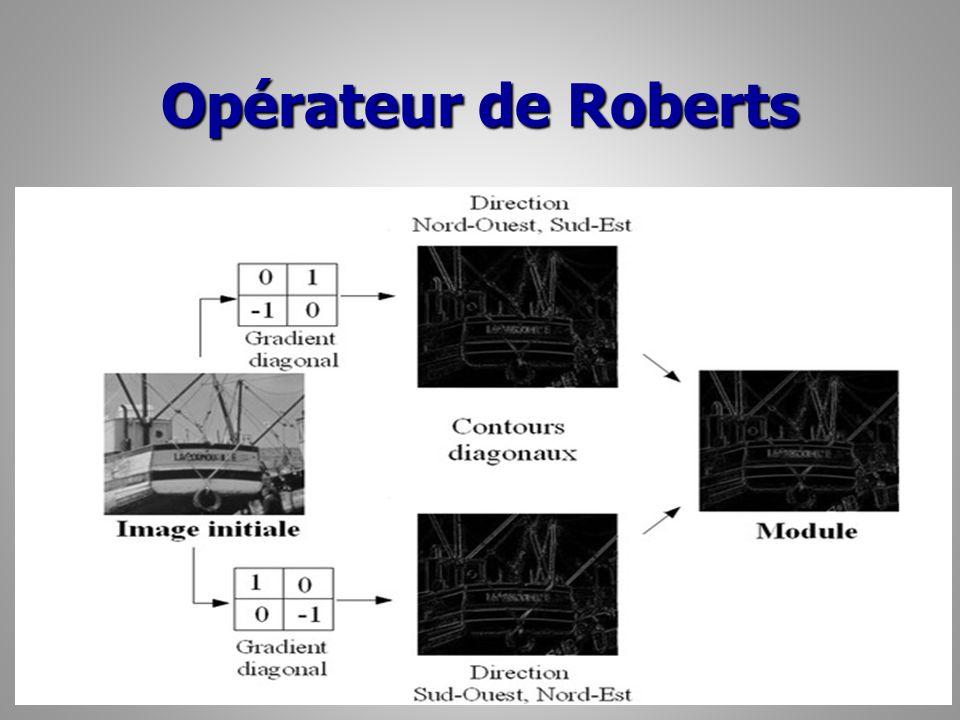 Opérateur de Roberts