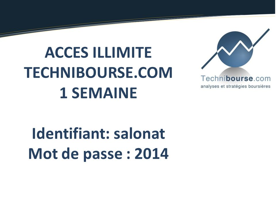 ACCES ILLIMITE TECHNIBOURSE.COM