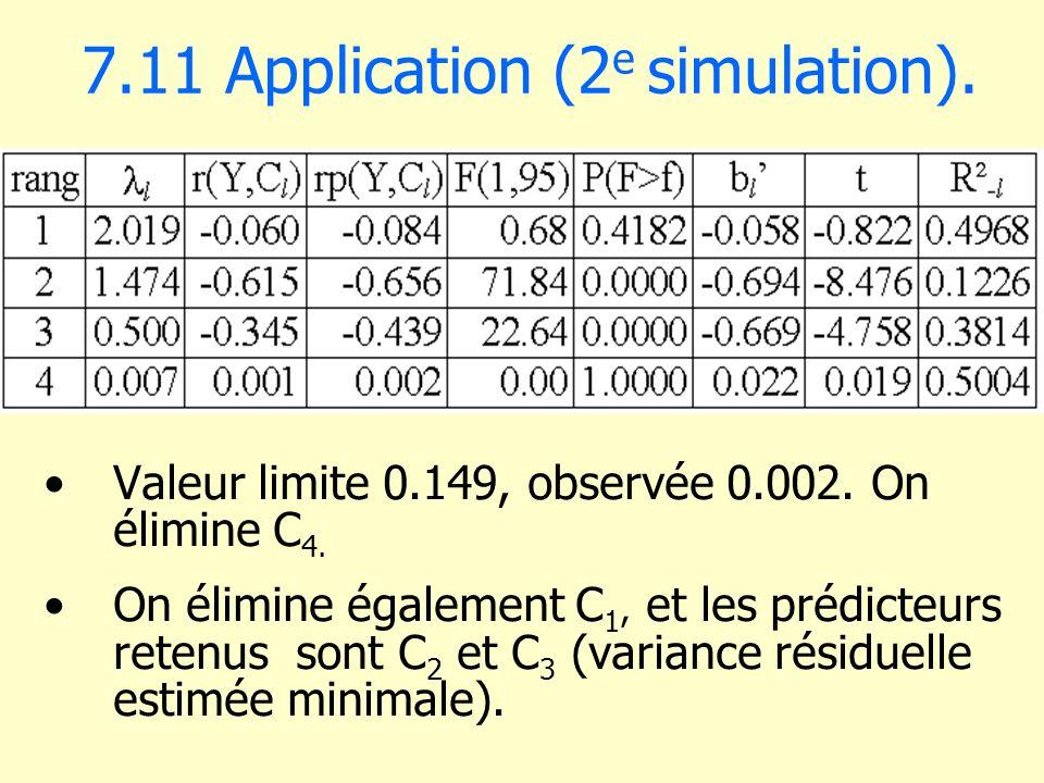 7.11 Application (2e simulation).