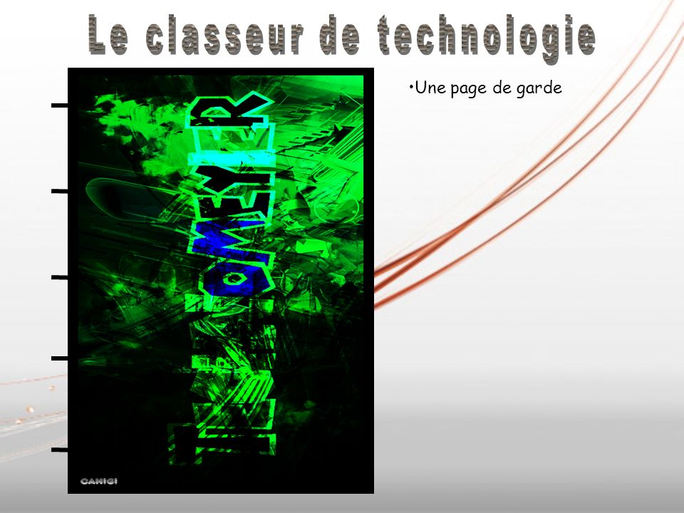 Bien-aimé Le classeur de technologie - ppt video online télécharger BC52