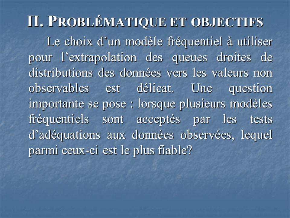 II. Problématique et objectifs