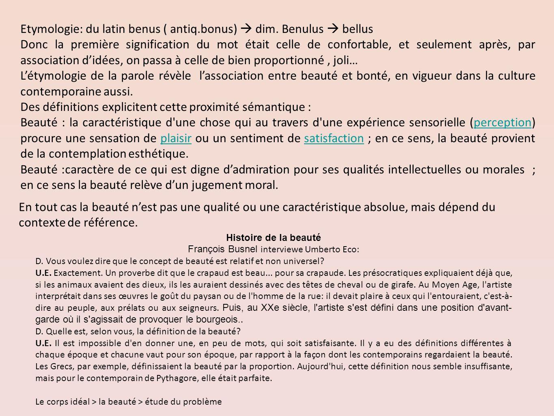 François Busnel interviewe Umberto Eco: