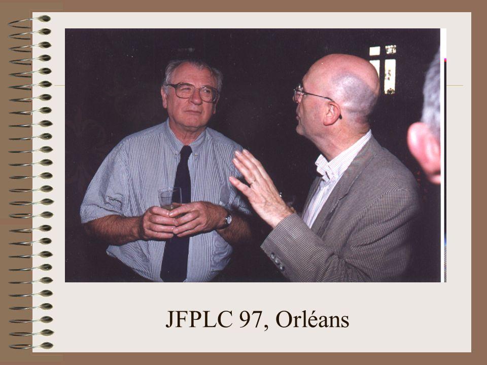 JFPLC 97, Orléans
