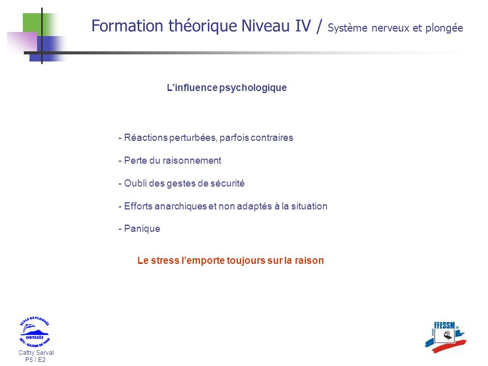 L'influence psychologique