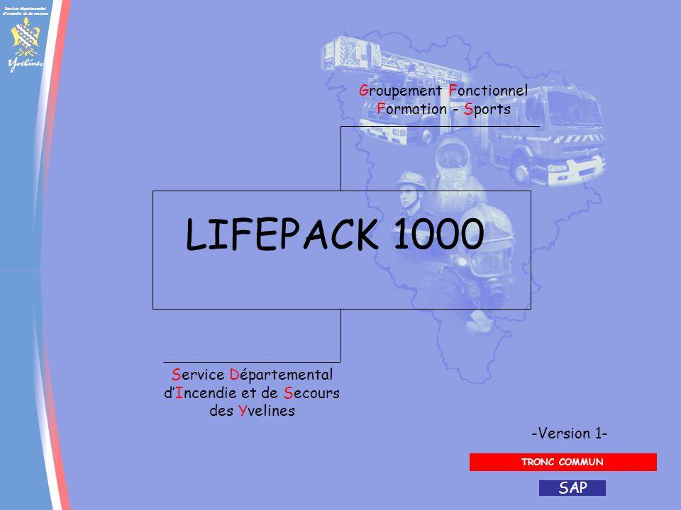 LIFEPACK 1000