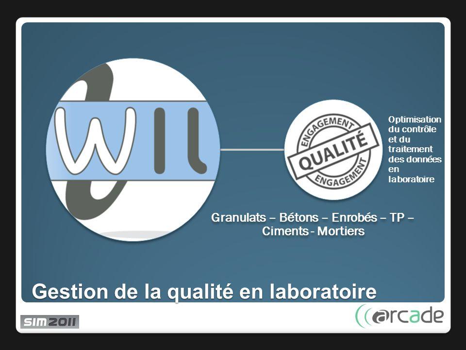 Gestion de la qualité en laboratoire