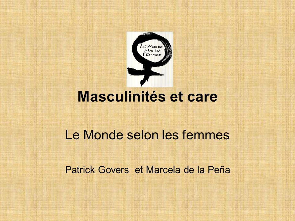Le Monde selon les femmes Patrick Govers et Marcela de la Peña