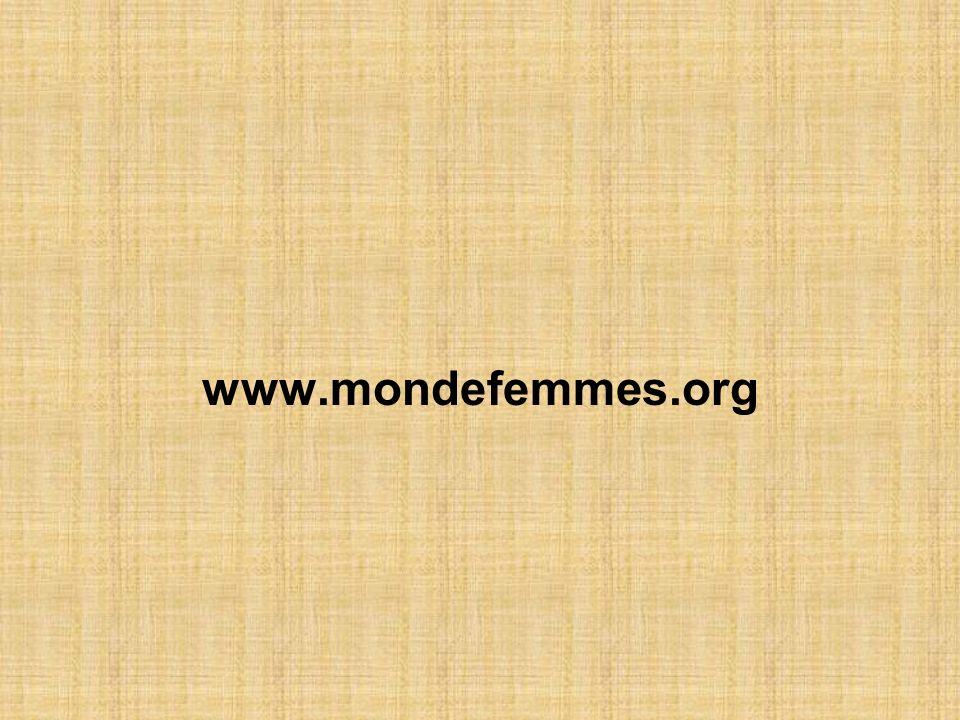 www.mondefemmes.org