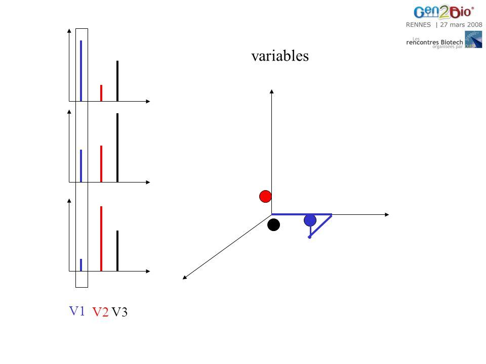V1 variables V2 V3