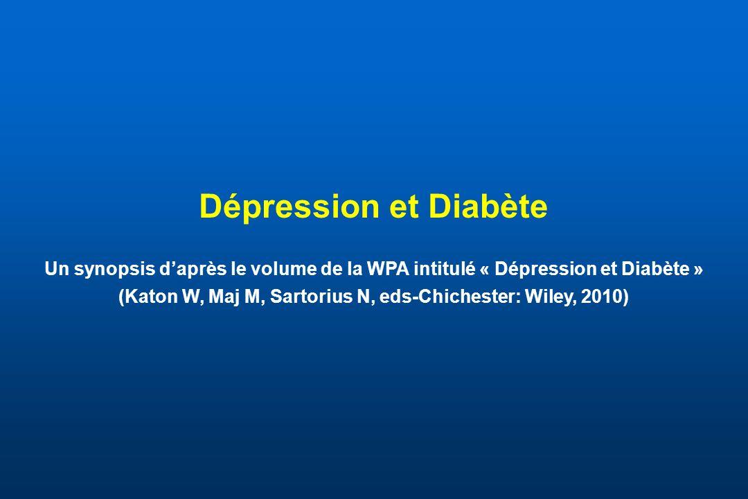 (Katon W, Maj M, Sartorius N, eds-Chichester: Wiley, 2010)
