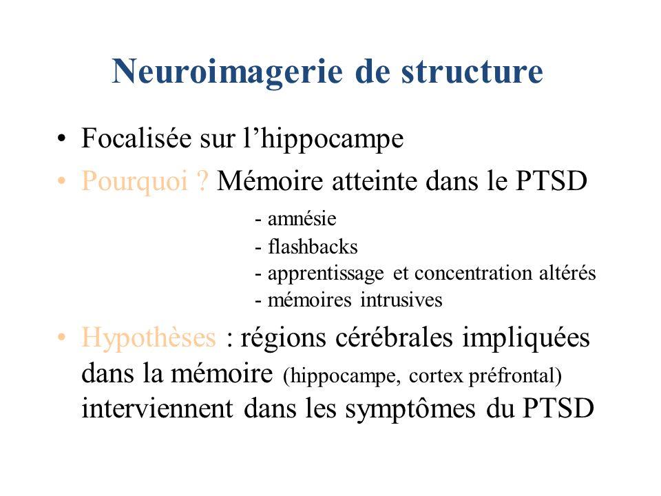 Neuroimagerie de structure