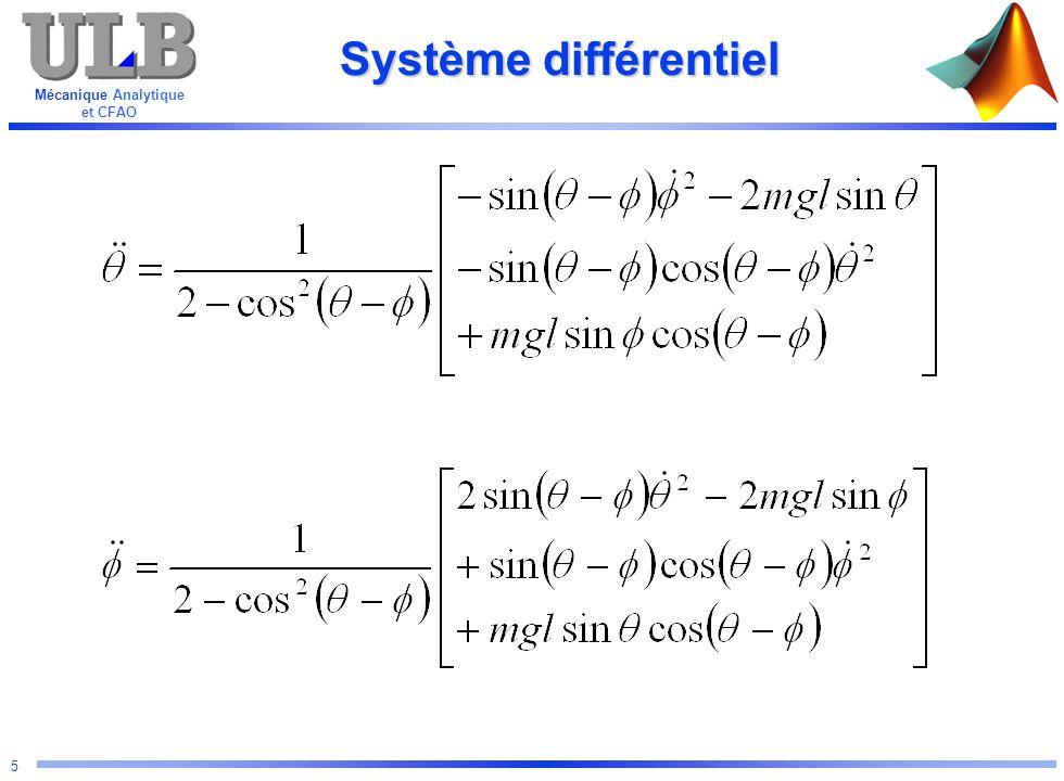 Système différentiel