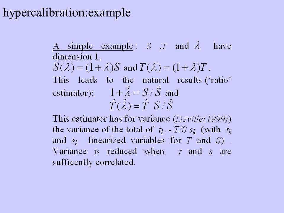 hypercalibration:example