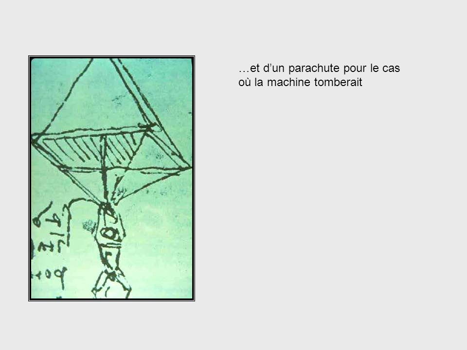 Da Vinci, cont. – Aeronautical Engineering, cont.