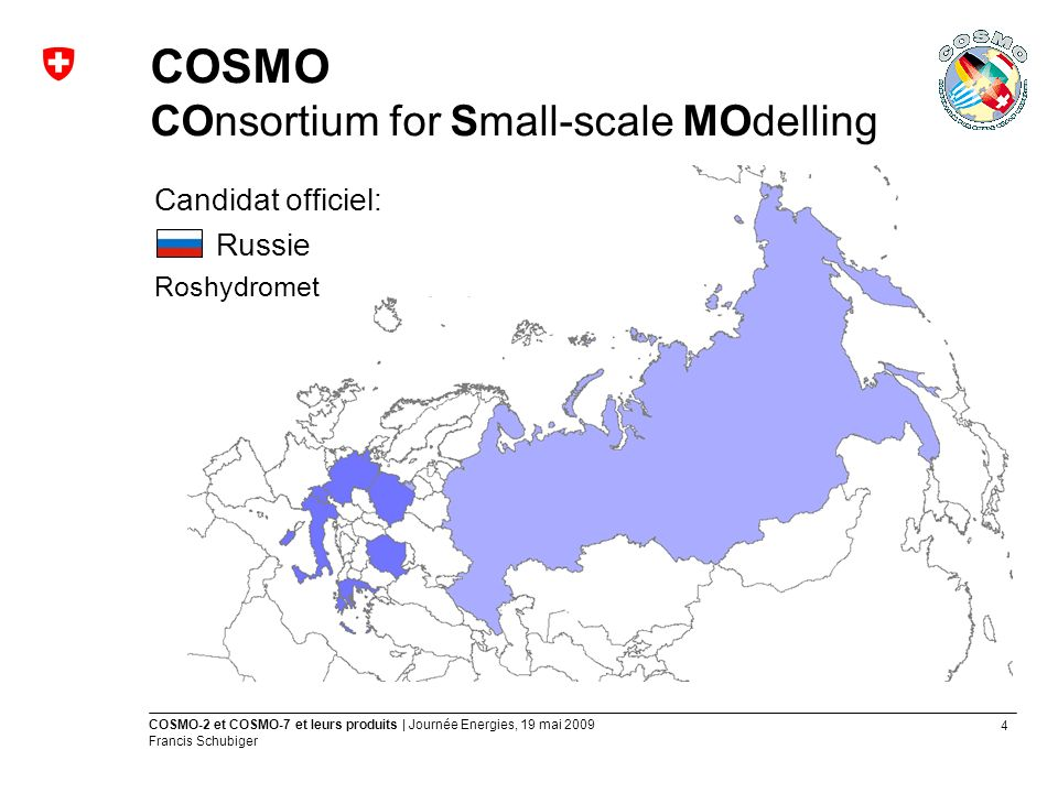 COSMO COnsortium for Small-scale MOdelling
