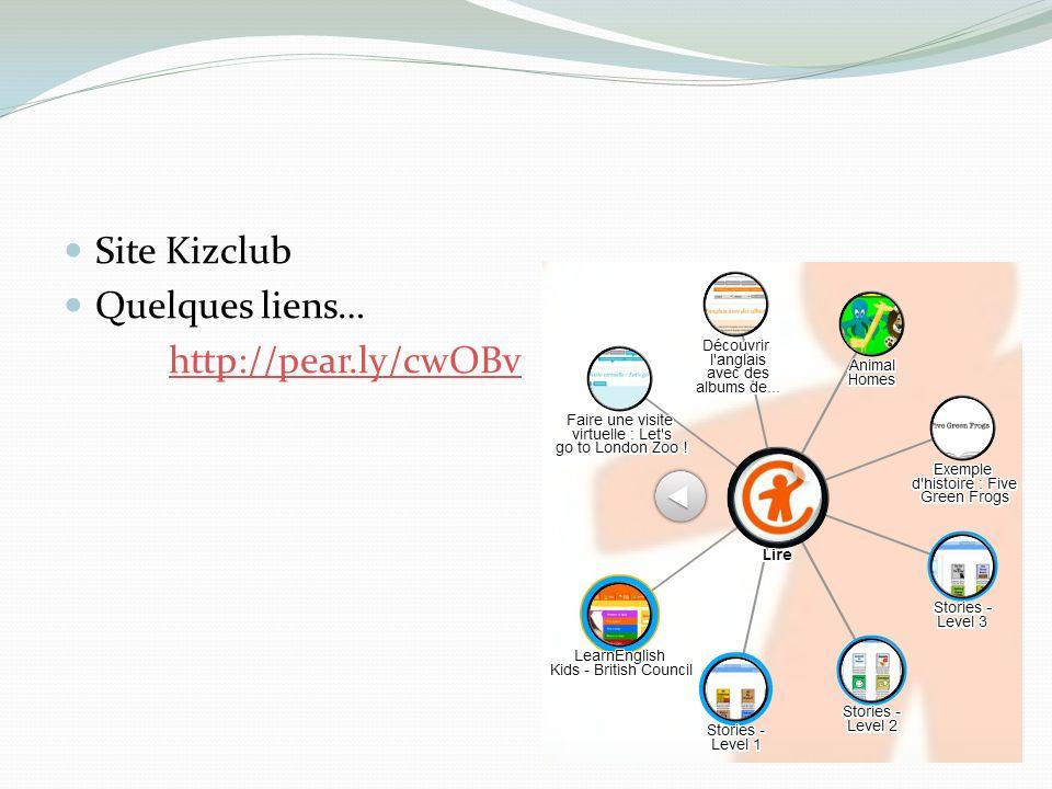 Site Kizclub Quelques liens… http://pear.ly/cwOBv