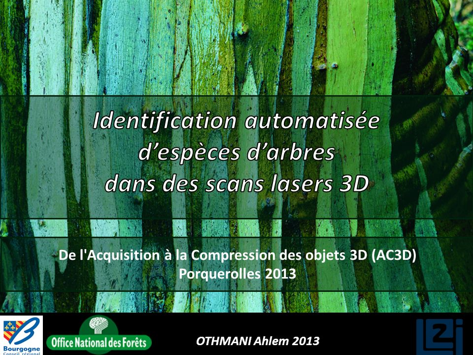 Identification automatisée