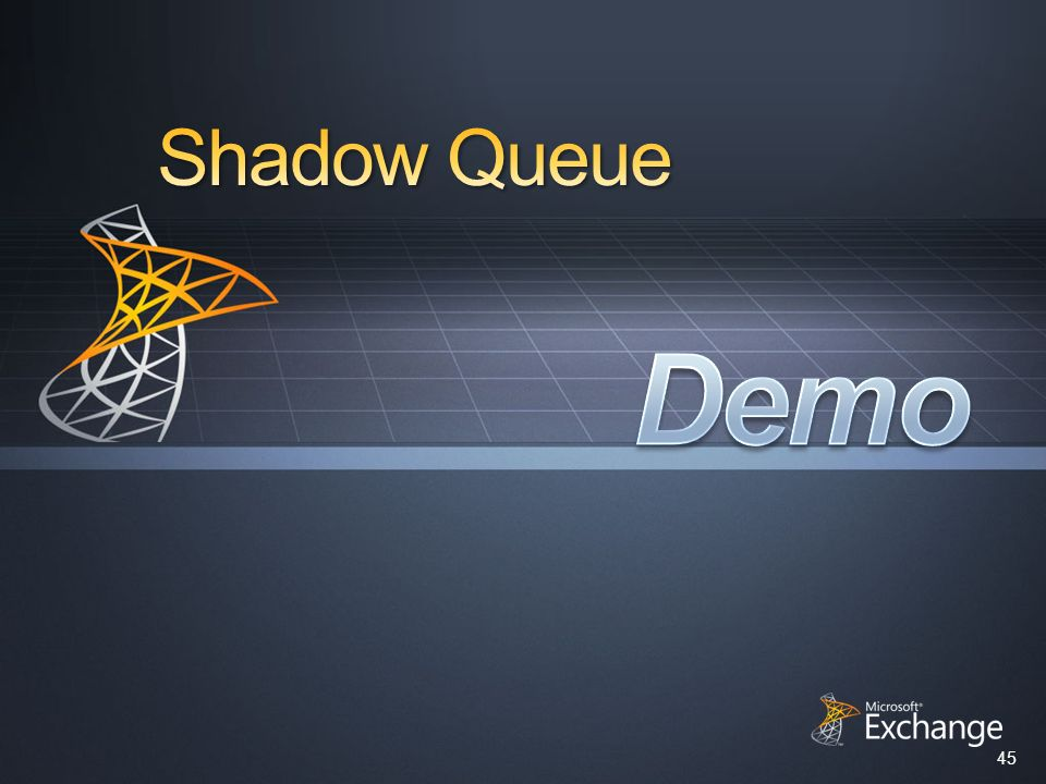 Shadow Queue Demo