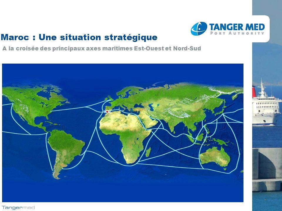 Maroc : Une situation stratégique