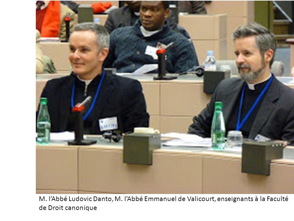 M. l'Abbé Ludovic Danto, M