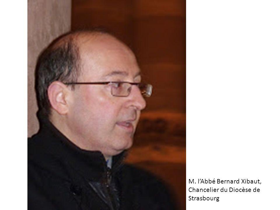 M. l'Abbé Bernard Xibaut,