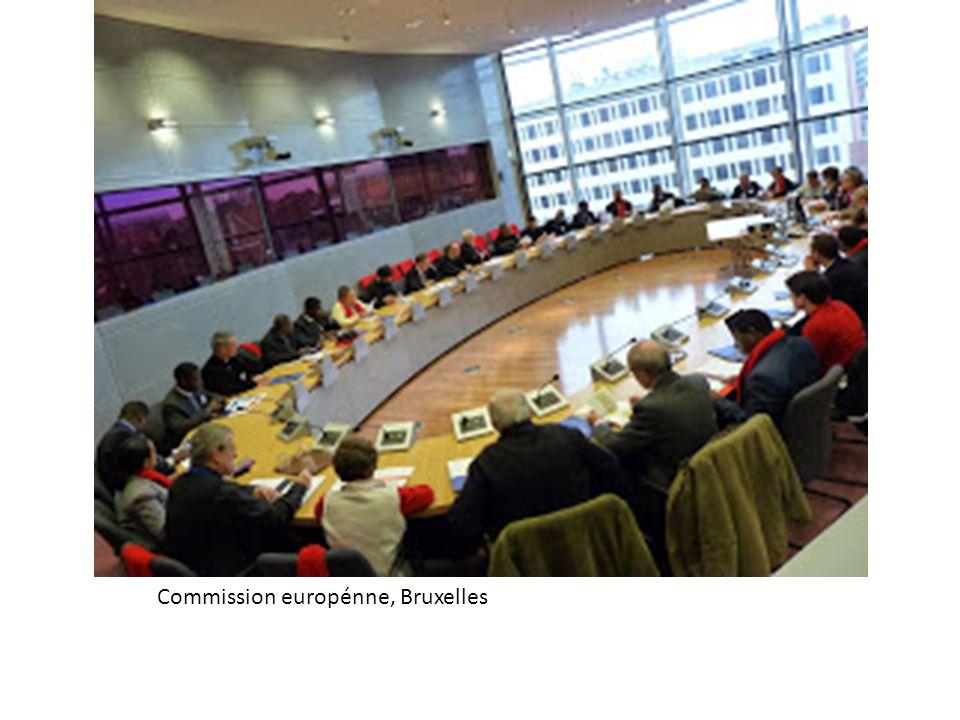 Commission europénne, Bruxelles