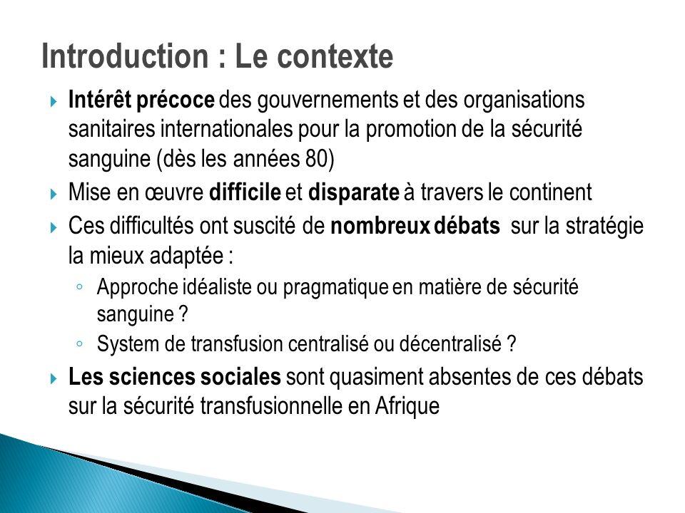 Introduction : Le contexte