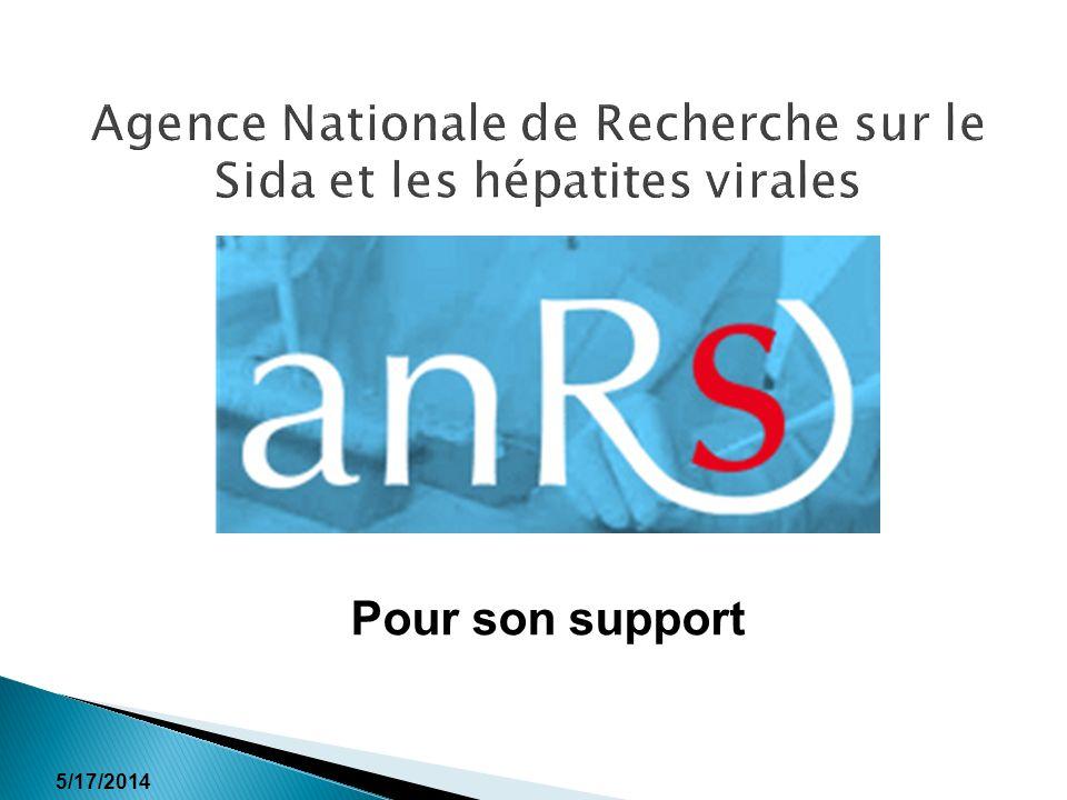 Agence Nationale de Recherche sur le Sida et les hépatites virales