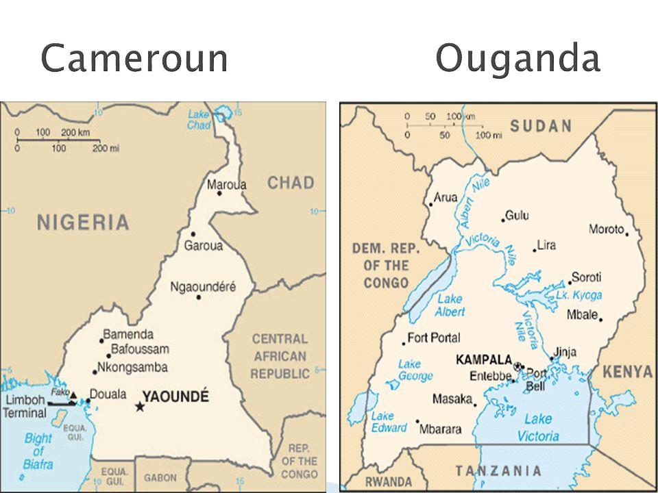 Cameroun Ouganda