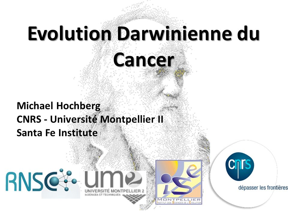Evolution Darwinienne du Cancer