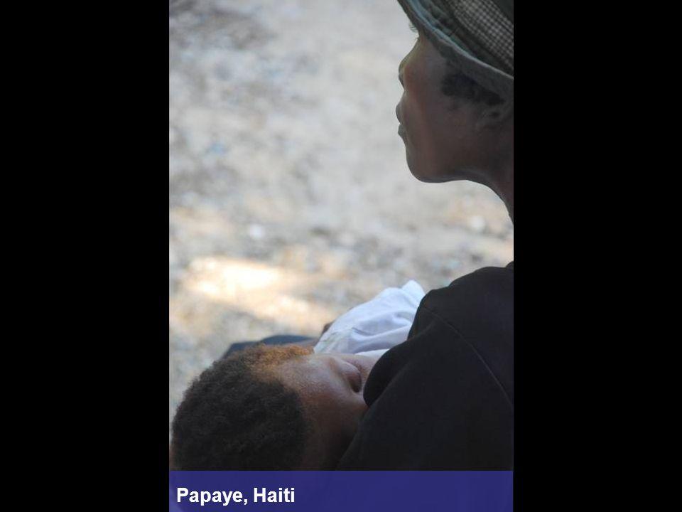 Papaye, Haiti