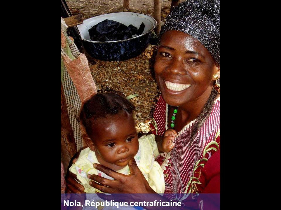 Nola, République centrafricaine