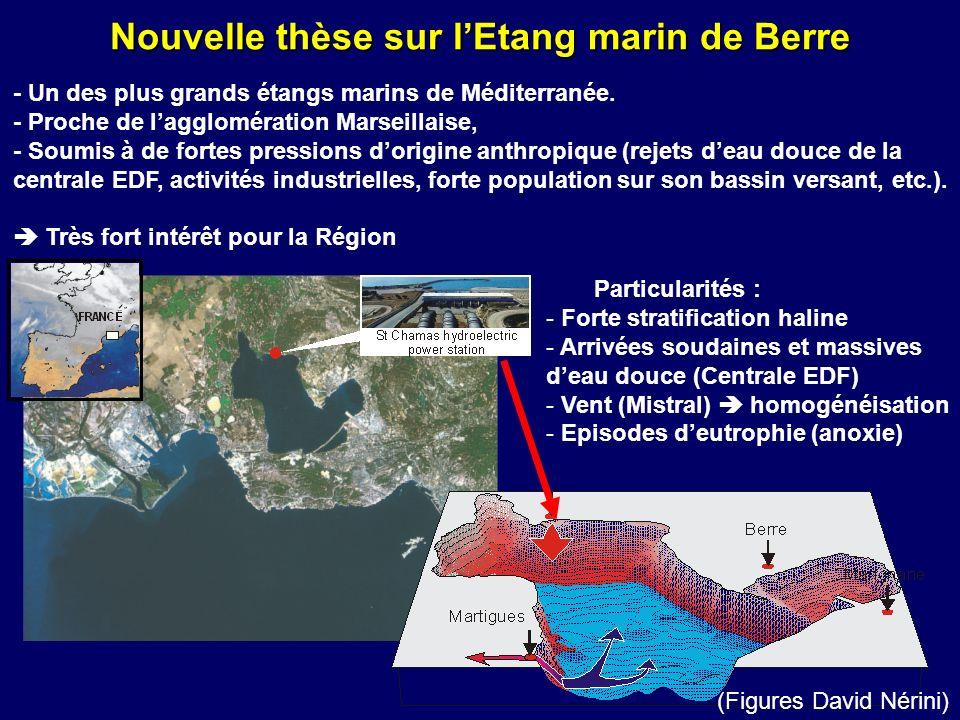 Nouvelle thèse sur l'Etang marin de Berre
